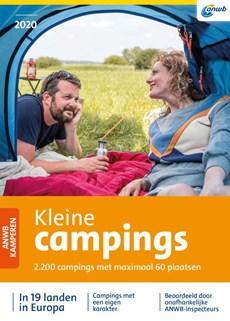 ANWB-gids Kleine Campings 2020 - 2200 campings met maximaal 60 plaatsen