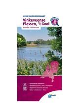 Vinkeveense Plassen, 't Gooi 1:33.333 Naarden, Hilversum - ANWB wandelkaart | ANWB | 9789018046521