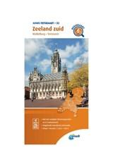 Fietskaart Zeeland zuid 1:66.666 | Anwb | 9789018047337