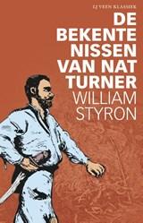 De bekentenissen van Nat Turner   William Styron   9789020415261