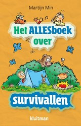 Het allesboek over survivallen | Martijn Min |