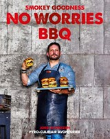 Smokey Goodness No Worries BBQ | Jord Althuizen | 9789021568898