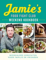 Jamie's Food Fight Club weekend kookboek | Jamie Oliver | 9789021572048