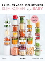 Slim koken voor je baby | Keda Black | 9789021575728