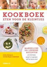 Kookboek eten voor de kleintjes | Stefan Kleintjes ; Annelot Muijres-Geijtenbeek | 9789021576350
