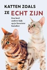 Katten zoals ze echt zijn | Chris Dusauchoit | 9789021576657