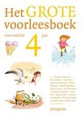 Het grote voorleesboek voor rond de 4 jaar | Marie Lotte Hagen |