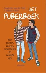 Het puberboek   Sanderijn van der Doef   9789021676104