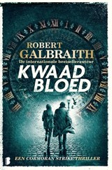Kwaad bloed | Robert Galbraith | 9789022591956