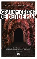 De derde man | Graham Greene |
