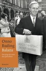 Balans | Onno Ruding | 9789024431755