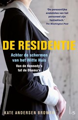 De Residentie | Kate Andersen Brower | 9789024570577