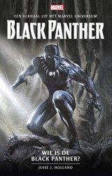 Wie is de Black Panther? | Jesse J. Holland |
