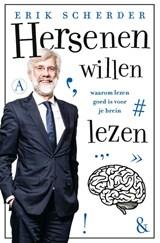 Hersenen willen lezen | Erik Scherder | 9789025313357