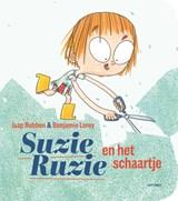 Suzie Ruzie en het schaartje | Jaap Robben ; Benjamin Leroy |