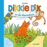 Dikkie Dik in de dierentuin | Jet Boeke |