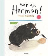Kop op, Herman!   Yvonne Jagtenberg   9789025774707