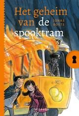 Het geheim van de spooktram   Jonas Boets  