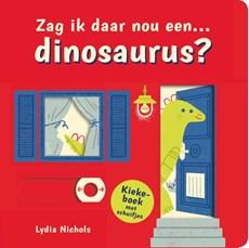 Zag ik daar nou... Een dinosaurus?