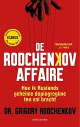 De Rodchenkov-affaire | Grigory Rodchenkov |