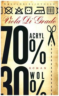 70% acryl 30% wol