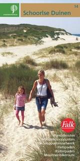 Falk Staatsbosbeheer wandelkaart 14 Schoorlse Duinen | auteur onbekend | 9789028700512