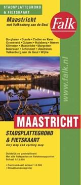Maastricht plattegrond | auteur onbekend |