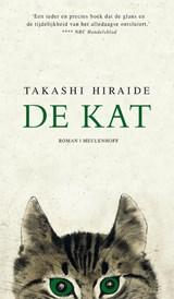 De kat | Takashi Hiraide | 9789029091251