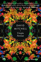 Utopia Avenue | David Mitchell | 9789029092968