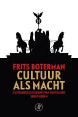 Cultuur als macht   Frits Boterman   9789029586030