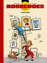 Robbedoes special Lu01. happy family (luxe editie met exlibris) | charel cambré | 9789031435319