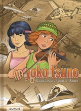Yoko tsuno integraal Hc08. bedreigingen van de aarde   roger leloup   9789031438457