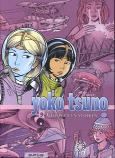 Yoko tsuno integraal Hc09. geheimen en vloeken