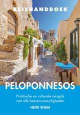 Reishandboek Peloponnesos   Henk Buma  