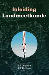 Inleiding landmeetkunde | J.E. Alberda & J.B. amp; Ebbinge |