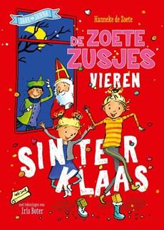 De zoete zusjes vieren Sinterklaas