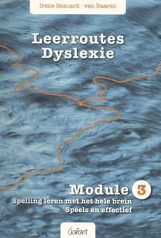 Leerroutes Dyslexie Module 3 spelling leren met het hele brein