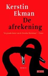 De afrekening | Kerstin Ekman |