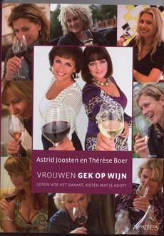 Vrouwen gek op wijn