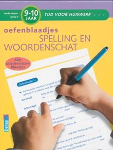 Oefenblaadjes spelling en woordenschat 9-10 jaar