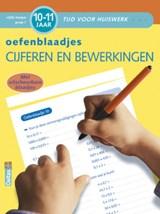 Oefenblaadjes rekenen 10-11 jaar cijfers en bewerkingen vijfde leerjaar groep 7 | G. Heymans |