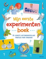 Mijn eerste experimenteerboek | Charlotte Willmer-Klumpp | 9789044755527