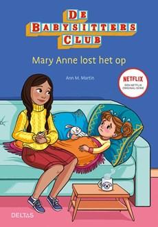 Mary Anne lost het op