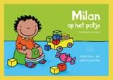Milan op het potje vertelplaten   Kathleen Amant   9789044834819