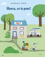 Hoera, er is post! | Marianne Dubuc | 9789045118239