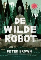 De wilde robot | Peter Brown | 9789045124025