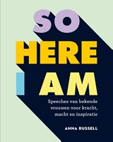 So Here I Am | Anna Russell | 9789045325163