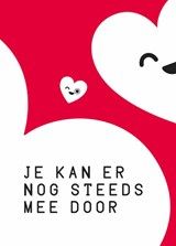 Je kan er nog steeds mee door | Denise Bos |
