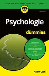 Psychologie voor Dummies   Adam Cash  
