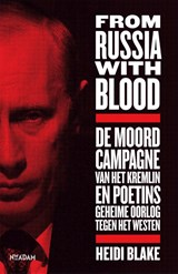 From Russia With Blood | Heidi Blake | 9789046823552